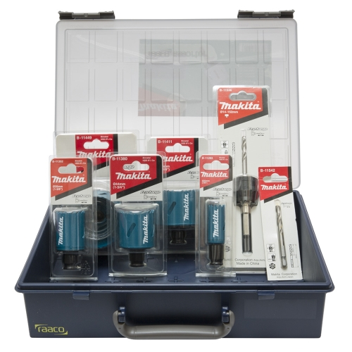 Lochsägen-Set Makita B-11293-E2