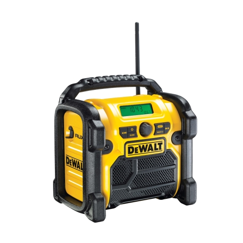 DeWalt XR Akku-Plus FM/AM Kompakt-Radio DCR019